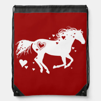 Horse Lover Cinch Bags