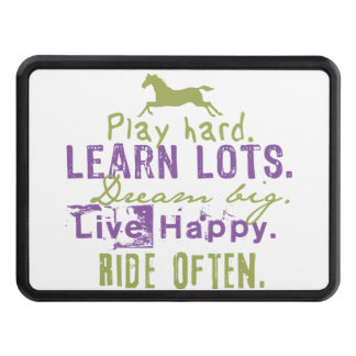 Horse Lover Trailer Hitch Covers