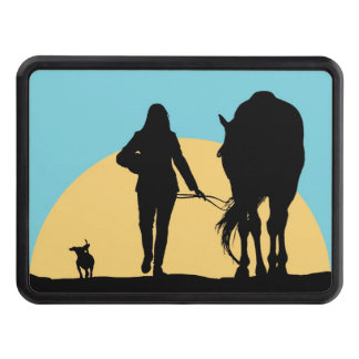 Horse Lover Hitch Cover