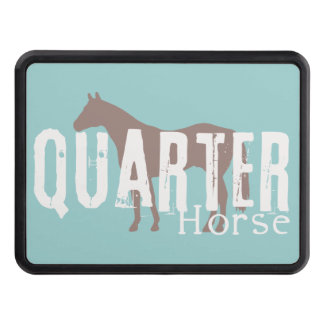 Horse Lover Tow Hitch Cover