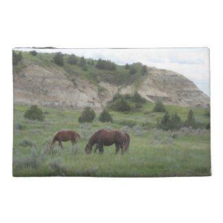 horse lover travel accessory bag