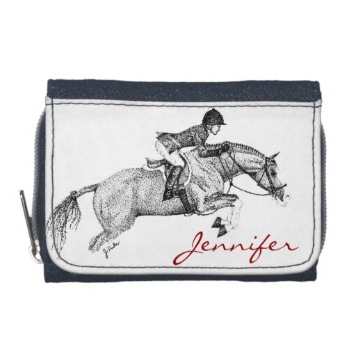 Horse Lover Wallets