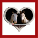 Horse Lovers (Add Your Text) Acrylic Cut Out