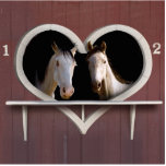 Horse Lovers (Add Your Text) Photo Sculptures