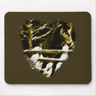 Horse Lovers Art Mouse Pad