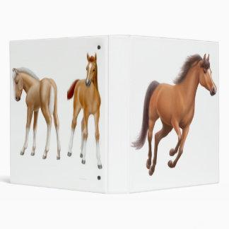 Horse Lovers Avery Binder