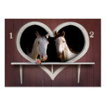 Horse Lovers Business Card