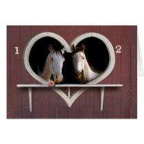 Horse Lovers Card