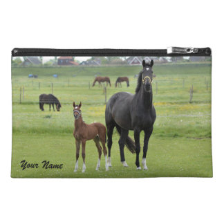 Horse Lover's custom accessory bags