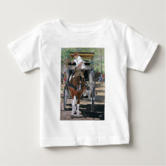 Horse lovers delight! baby T-Shirt