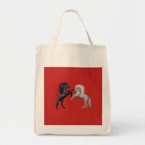 Horse Lovers Environmentally Friendly Shopping Bag