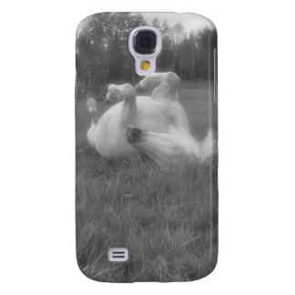 Horse-lover's Equine Photo on a BC Ranch Samsung S4 Case