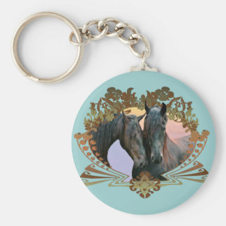 Horse Lovers Keychain