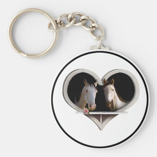 Horse Lovers Keychains