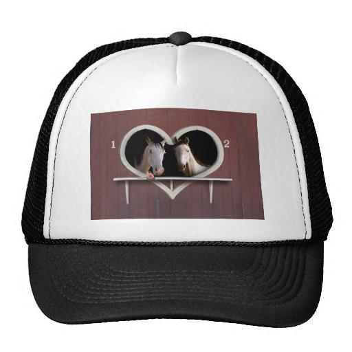 Horse Lovers Mesh Hats