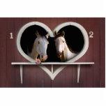 Horse Lovers Photo Sculpture