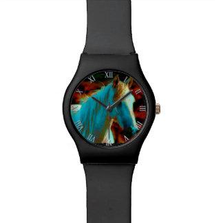Horse-lovers Western Theme Horse Designer Gift Wrist Watch