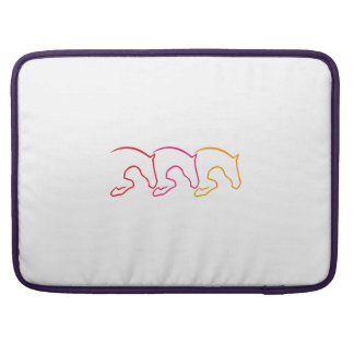 horse MacBook pro sleeves
