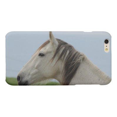horse matte iPhone 6 plus case