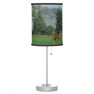Horse & Meadow Lamp