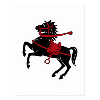 Horse Medieval Times Destiny Gifts Postcard