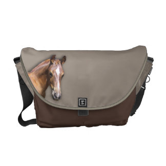 Horse Courier Bags