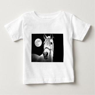 Horse & Moon Baby T-Shirt