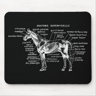 Horse Mouse Pads
