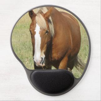 Horse Mousepad Gel Mouse Pad