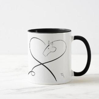 #Horse Mug