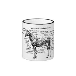 Horse Ringer Coffee Mug