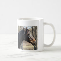 Horse Mug, Customizable with your Own Photo Coffee Mug