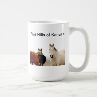 Horse Mug from Flint Hills