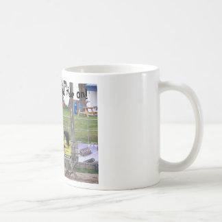 Horse mug. Keep calm and ride on! Coffee Mug