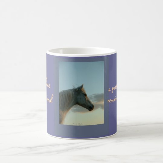 Horse Mugs, Customizable 2 Coffee Mug