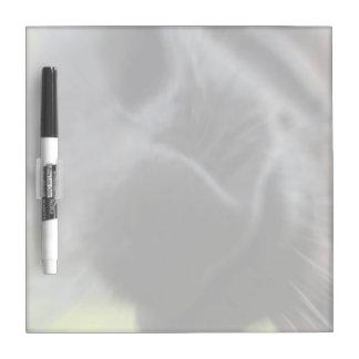 horse muzzle zoomed equine image dry erase boards