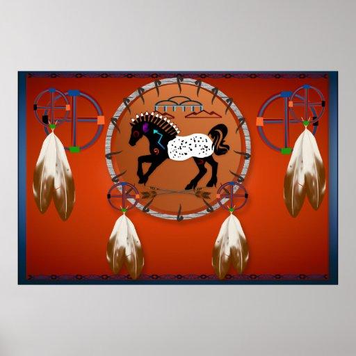 Horse n Arrows Posters