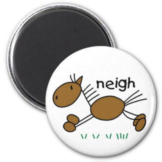 Horse Neigh Magnet