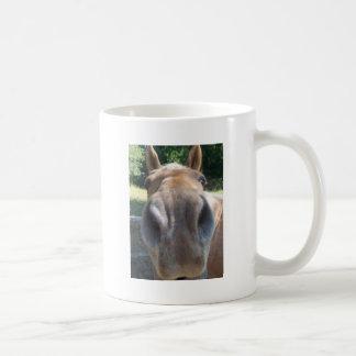 Horse Nose Coffee Mug