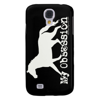 Horse Obsession Galaxy S4 Cases