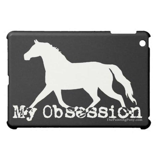 Horse Obsession iPad Mini Cases