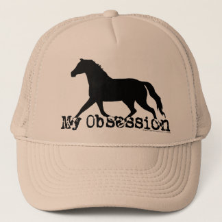 Horse Obsession Trucker Hat