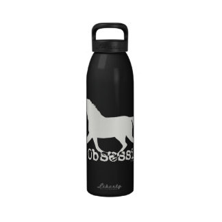 Horse Obsession Drinking Bottle