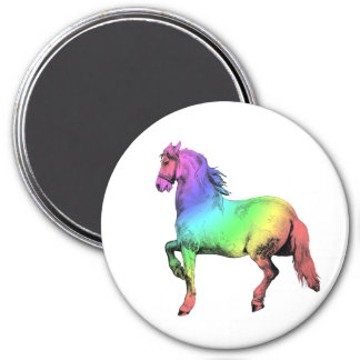 Horse of a Different Color Magnet