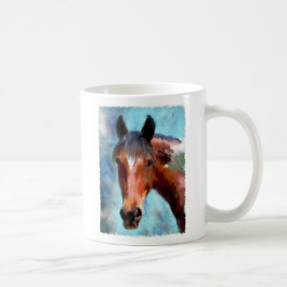 Horse of Another Color Classic White Coffee Mug