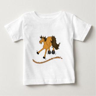 Horse of boat tee shirt
