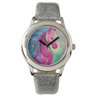 Horse Of Bright Colours Wristwatch