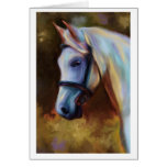 Horse of Colour - Horse Painting Notecard Stationery Note Card