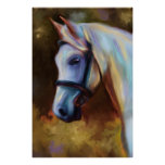 Horse of Colours - Horse painting Posters