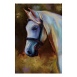 Horse of Colours - Horse painting Print